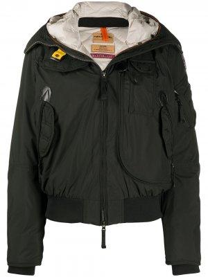 Куртка с длинными рукавами Parajumpers. Цвет: черный