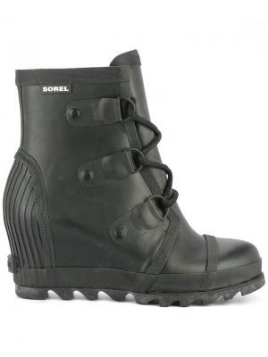Joan rain boots Sorel. Цвет: черный