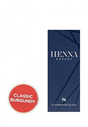 Хна для бровей Henna Expert. Цвет: коричневый