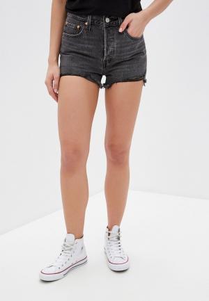 Шорты джинсовые Levis® Levi's®. Цвет: серый