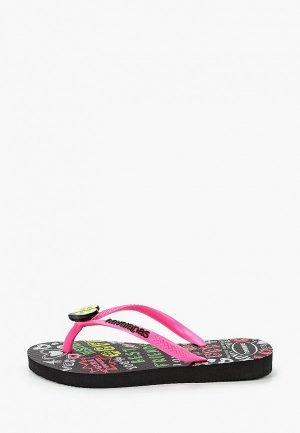 Сланцы Havaianas. Цвет: розовый