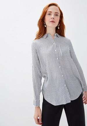 Блуза Sela. Цвет: серый