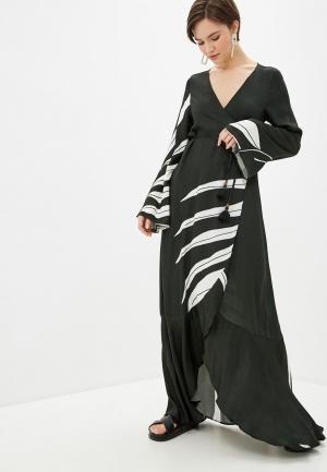 Платье пляжное Maaji. Цвет: черный