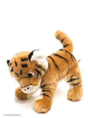 Мягкая игрушка Тигр AURORA. Цвет: коричневый, светло-бежевый