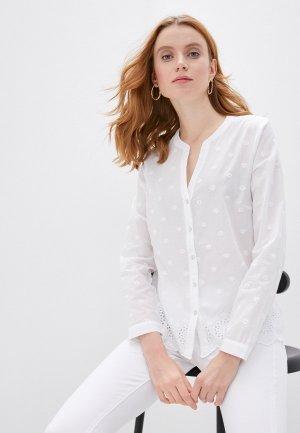 Блуза s.Oliver. Цвет: белый
