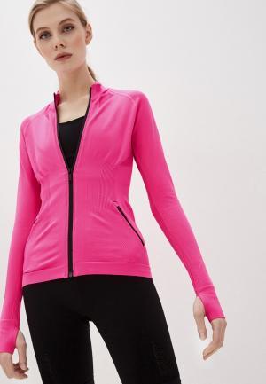 Олимпийка Karl Lagerfeld. Цвет: розовый