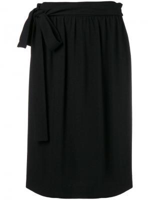 Юбка-карандаш Giambattista Valli. Цвет: черный