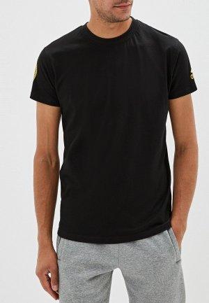Футболка adidas Combat. Цвет: черный