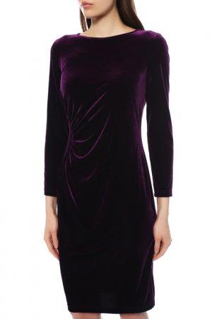Платье BARBARA SCHWARZER. Цвет: сиреневый