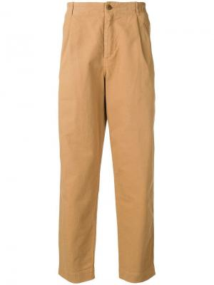 Straight-leg trousers Folk. Цвет: нейтральные цвета