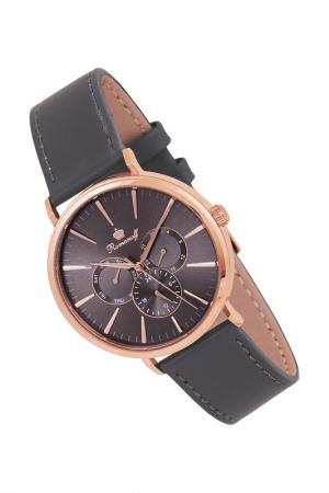 Часы наручные кварцевые ROMANOFF. Цвет: серый