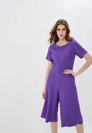 Комбинезон Baon. Цвет: фиолетовый