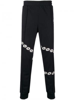Спортивные брюки DAMIR DOMA X LOTTO Papio L. Цвет: черный