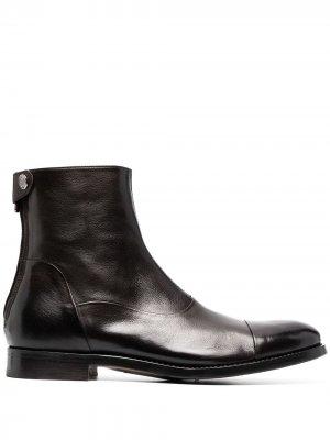 Ботинки на молнии Alberto Fasciani. Цвет: черный