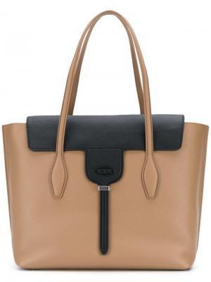 Large Joy bag Tod's. Цвет: коричневый