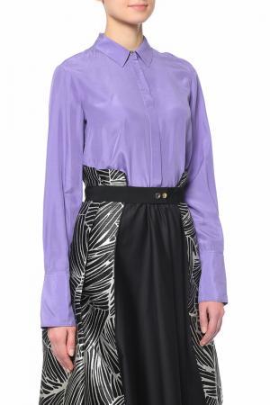 Блузка Pennyblack. Цвет: фиолетовый