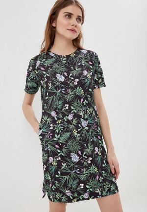 Платье Helly Hansen. Цвет: черный