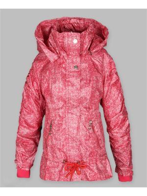 Куртка Arista. Цвет: розовый