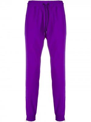 Спортивные брюки Hydrogen. Цвет: фиолетовый
