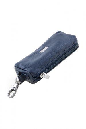 Ключник TONY PEROTTI. Цвет: темно-синий