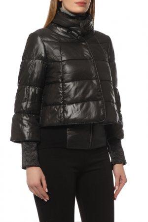 Куртка Salco. Цвет: серый