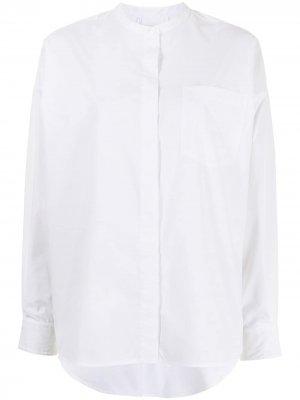 Band-collar shirt 3.1 Phillip Lim. Цвет: белый