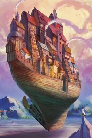Пазл Имаджинариум Замок DAVICI/COSMODROME GAMES. Цвет: темно-синий