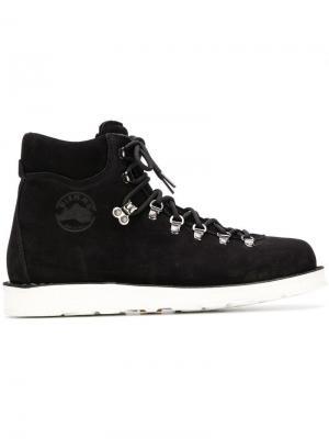 Ботинки Roccia Vet Diemme. Цвет: черный
