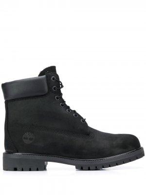 Ботинки Premium Timberland. Цвет: черный