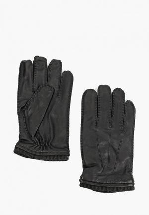 Перчатки Mango Man. Цвет: черный