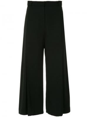 Valerie wide-leg trousers CAMILLA AND MARC. Цвет: черный