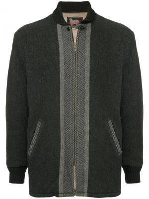 Куртка 1960 Pharoah Fake Alpha Vintage. Цвет: серый