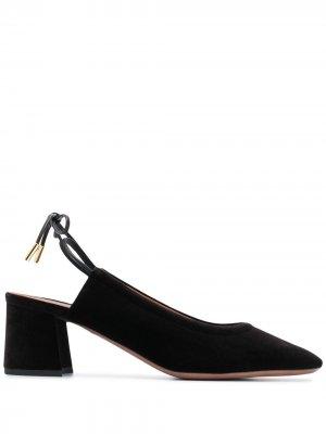LAutre Chose туфли с завязками L'Autre. Цвет: синий