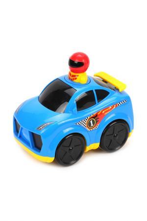 Инерционная игрушка ЖИРАФИКИ. Цвет: синий