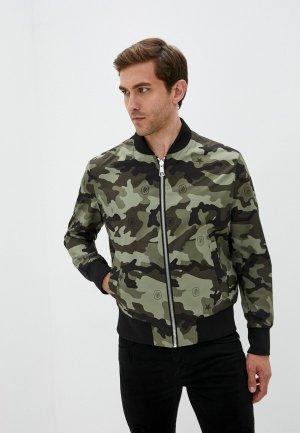 Куртка Neil Barrett. Цвет: разноцветный