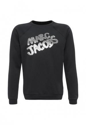 Свитшот Marc Jacobs. Цвет: черный