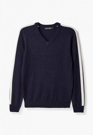 Пуловер Antony Morato. Цвет: синий