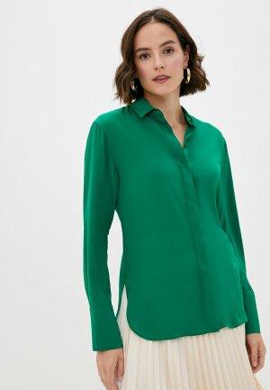 Блуза Joseph. Цвет: зеленый
