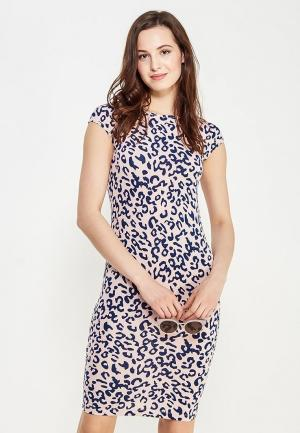 Платье A-A by Ksenia Avakyan. Цвет: розовый