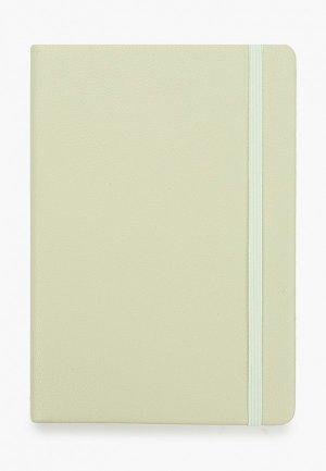 Блокнот Typo. Цвет: зеленый