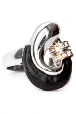 Кольцо Inesse M. Цвет: черный