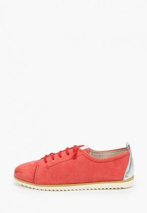 Ботинки Marco Tozzi. Цвет: красный