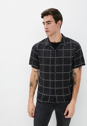 Рубашка The Kooples Sport. Цвет: черный