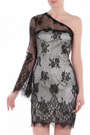 Платье Braude Luxury. Цвет: черный