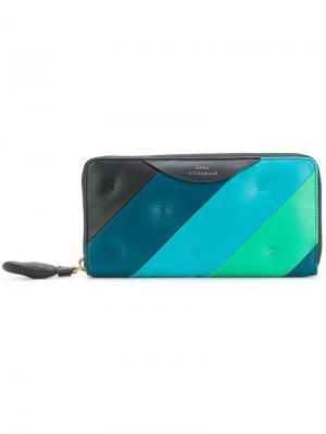 Chubby wallet Anya Hindmarch. Цвет: разноцветный