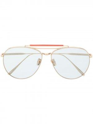 Солнцезащитные очки Miomio Gentle Monster. Цвет: черный