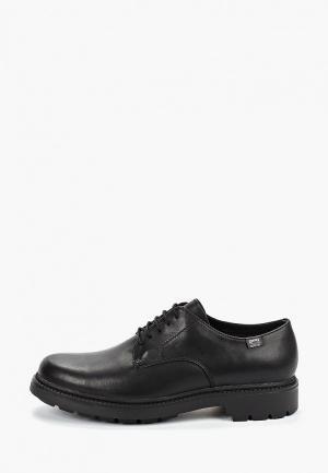 Туфли Camper. Цвет: черный