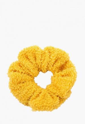 Резинка Pieces. Цвет: желтый
