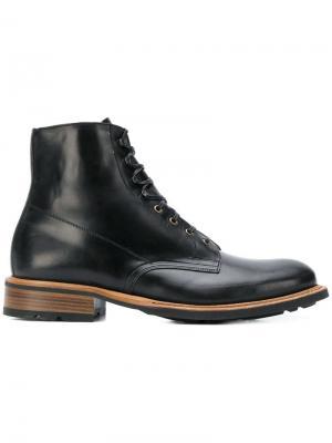 Lace-up boots Paraboot. Цвет: черный