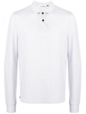 Polo shirt Stone Island. Цвет: белый